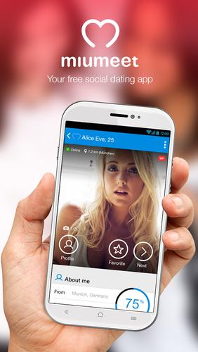 Miumeet chat flirt dating apk