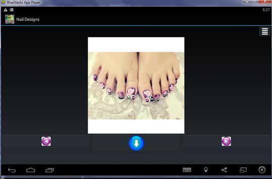 Female Nail Designs apk screenshot