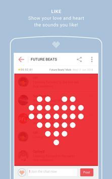 Mixlr - Social Live Audio apk screenshot