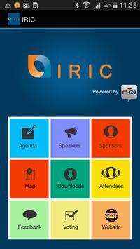 IRIC poster