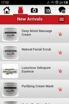 Mizulabs.com eCommerce apk screenshot