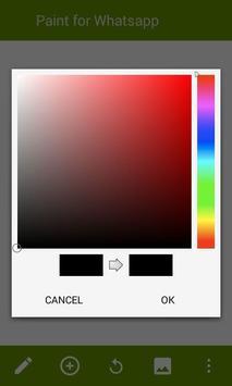 Paint for Whatsapp apk screenshot