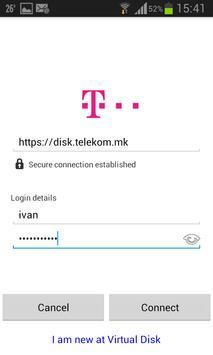 Virtual Disk apk screenshot