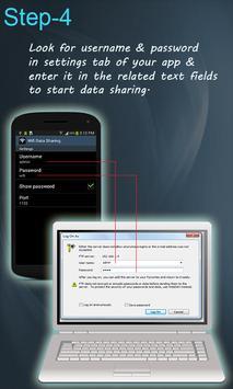 wifi file sharing apk screenshot
