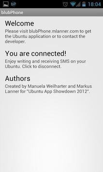 blubPhone apk screenshot
