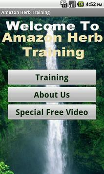 Amazon Herb Business poster