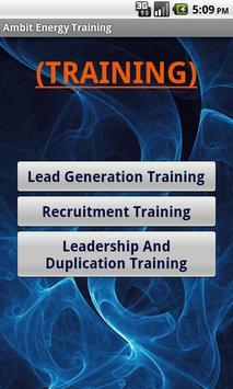 Ambit Energy Business Training apk screenshot