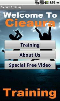 Cieaura Business Training poster