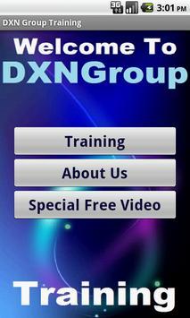 Strugling in DXN Group Biz poster