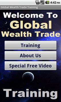 in Global Wealth Trade Biz poster