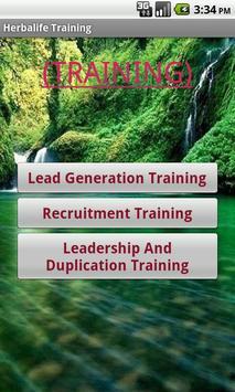 Herbalife Business Training apk screenshot