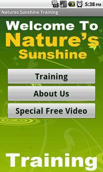 in Nature's Sunshine Biz poster