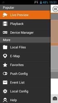 VisionTec apk screenshot