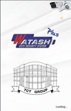 Watashi Plus poster