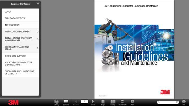 3M ACCR Interactive Guide apk screenshot