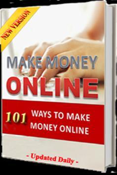 MAKE MONEY GUIDEBOOK poster