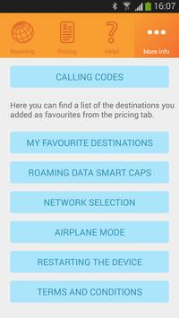 Spark NZ Roaming apk screenshot
