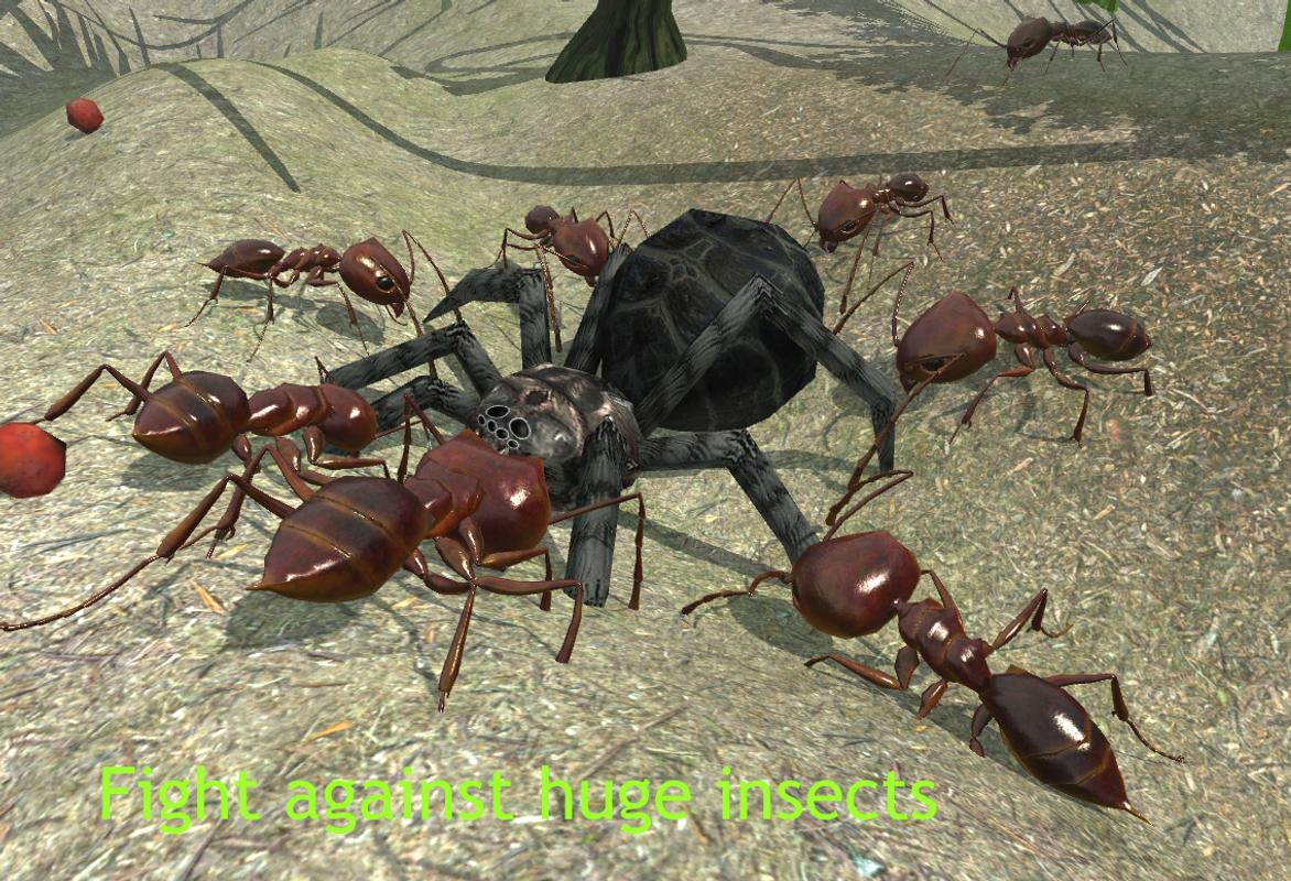 Ant simulator 3d apk download free simulation game for for Simulatore 3d