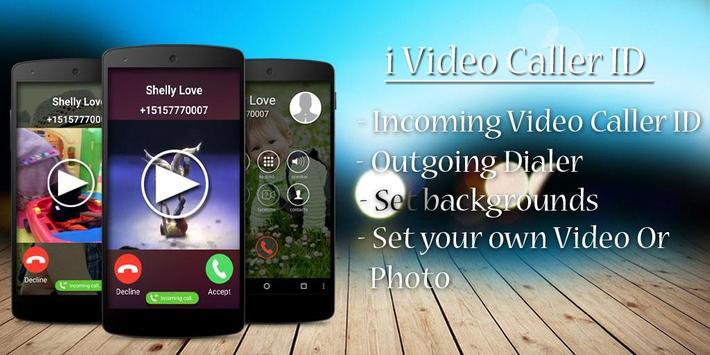 i Video Calling Screen poster