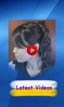 New Girls HairStyles Videos poster