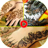 Mehndi Designs Videos icon