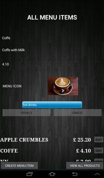 E-MENU apk screenshot