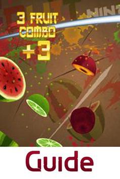 Guide For Fruits Ninja apk screenshot