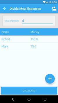 Splittr apk screenshot