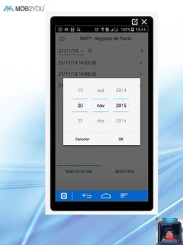 RAPP Ponto Eletronico apk screenshot