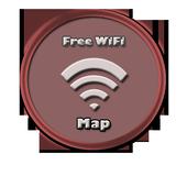 Free WiFi Map icon