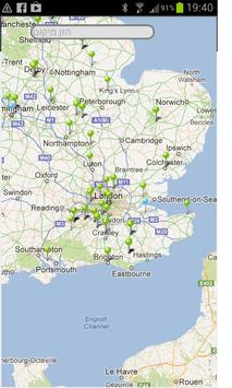 Free WiFi Map apk screenshot