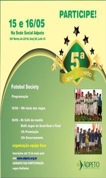 Copa ADPETO poster