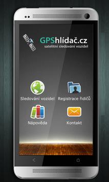 GPShlídač.cz poster