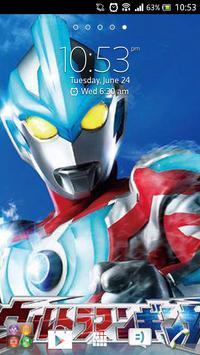 Ultraman Ginga Wallpaper apk screenshot