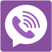 Setting Viber for tablets icon