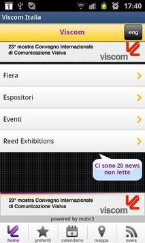 Viscom Italia poster