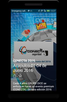 Conecta Seguridad apk screenshot