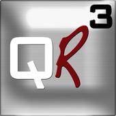QR3Reader icon