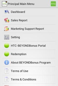 HTC - BEYONDBonus Program apk screenshot