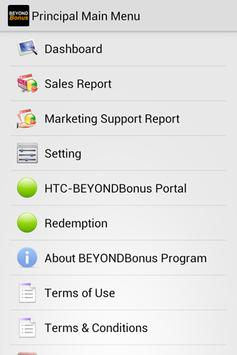 BEYONDBonus Program apk screenshot