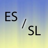 Slovenian Spanish translator icon