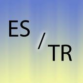 Turkish Spanish translator icon