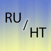 Haitian Russian translator icon