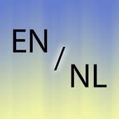 Dutch English translator icon