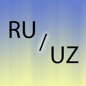 Uzbek Russian translator icon