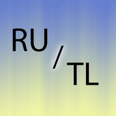 Tagalog Russian translator icon