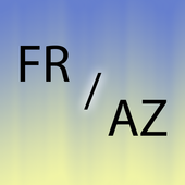 Azerbaijan French translator icon