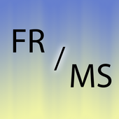 Malay French translator icon