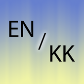 Kazakh English translator icon