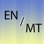 Maltese English translator icon